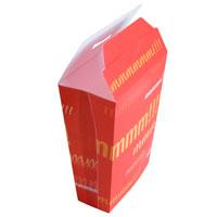 Envase para fritos take away