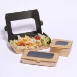 Envase sushi o ensalada