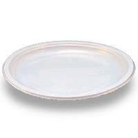 plato de plastico plano