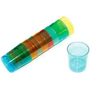 vaso chupito PS colores