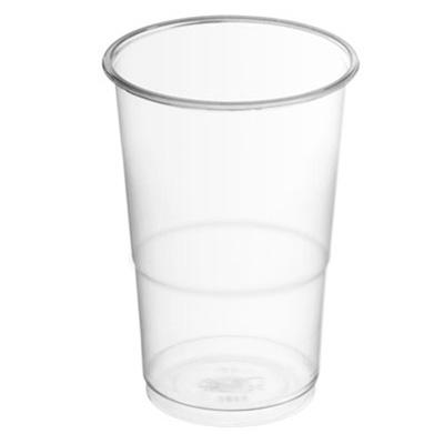 vaso refresco plastico