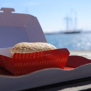 Como llevar la comida a la playa en verano