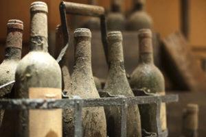 ¿cuál es el origen de las botellas?