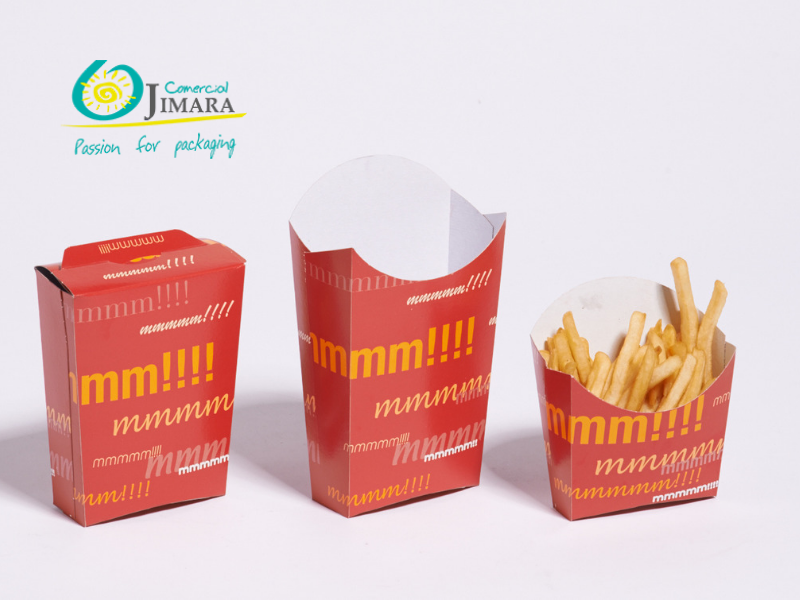 packaging envases patatas fritas