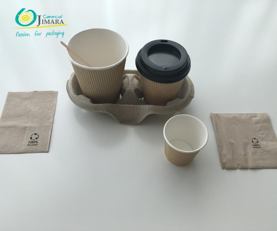 envases y complementos para cafés e infusiones Jimara Packaging