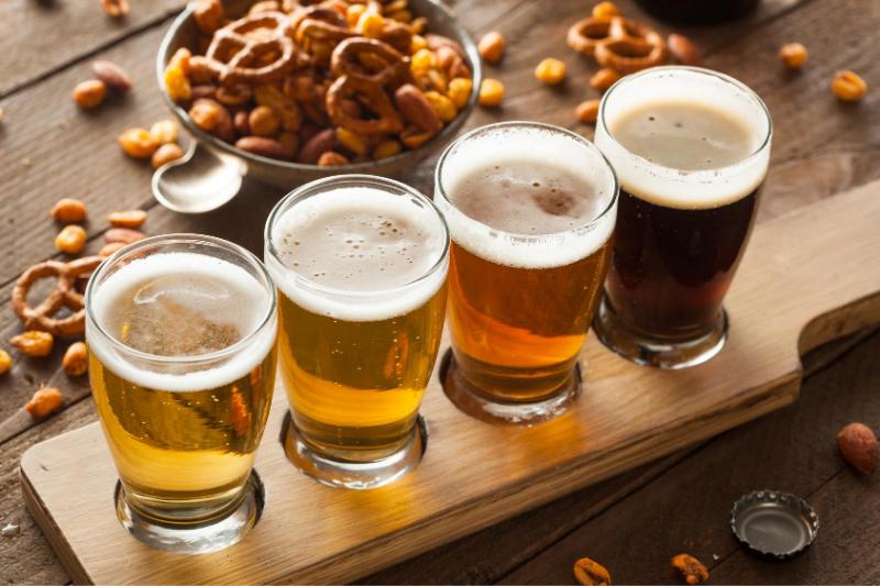 beneficios del consumo moderado de cerveza