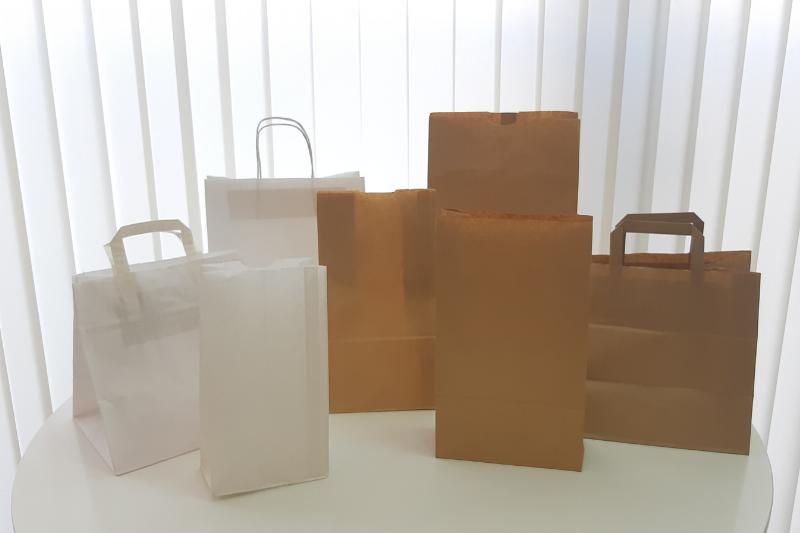 bolsas de papel como soporte publicitario jimara packaging