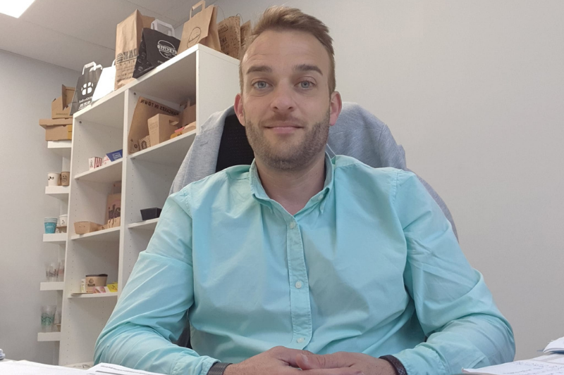 entrevista a juan alberto jimenez fundador de Jimara Packaging