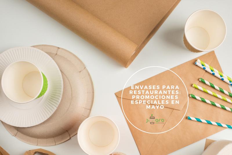 envases para restaurantes promociones mayo jimara packaging