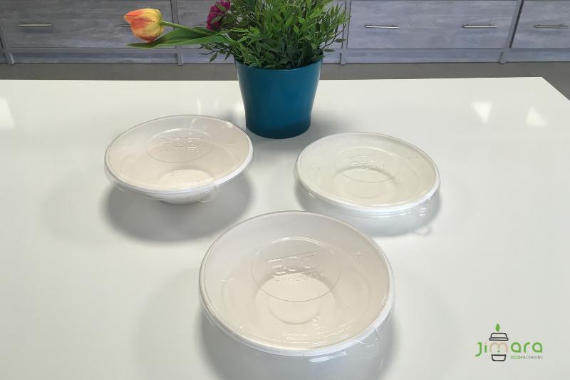 Envases take away para recetas de Poké Bowl